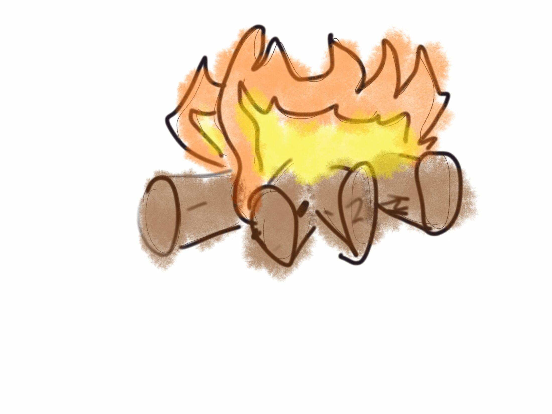 fire -- simple
